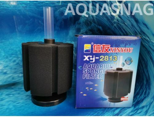 Фото Фильтр для компрессора XY-2813  (аэрлифтный) (d-11xh-10)см Купить