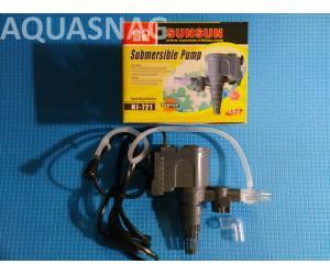 Головка SunSun HJ-721,  600л/ч, 8W, Hmax-0.8м на объем от 50 до 200л.