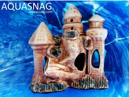 Фото Башенки в скале в скале,  дл 19.5см, шир 13.5см, выс 20см aquasnag.com