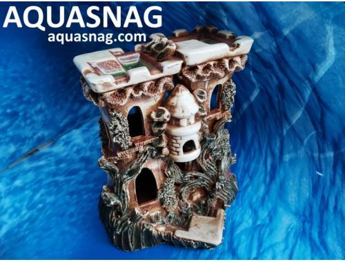 Фото Замок средний,  дл 22см, шир 19см, выс 25см aquasnag.com