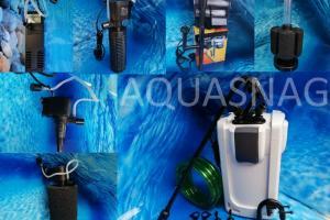 Как выбрать аквариумный фильтр