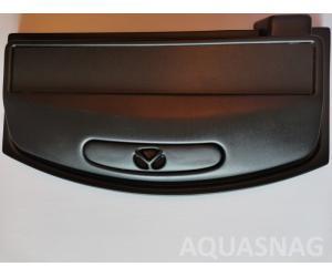 Пластиковая крышка  овал (60*30)см, под лед лампу Т4