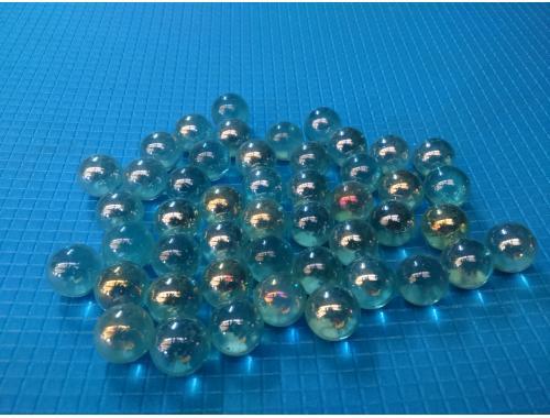 Фото Стеклянные шарики, светлые. Набор из 10шт aquasnag.com