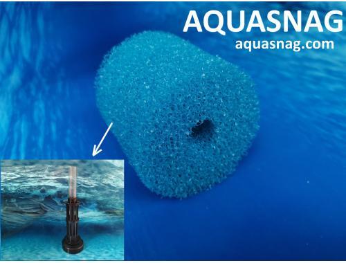 Фото Сменная губка на аэрлифт  XY-2811 (размер мочалки: d-10см, h-10см), среднепористая aquasnag.com