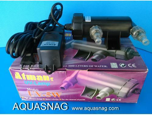 Фото Стерилизатор воды Atman UV-5W Купить