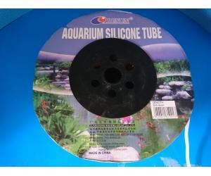 Шланг компрессорный Resun силиконовый, прозрачный 100м