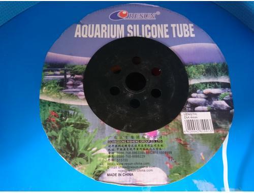 Фото Шланг компрессорный Resun силиконовый, прозрачный 100м aquasnag.com