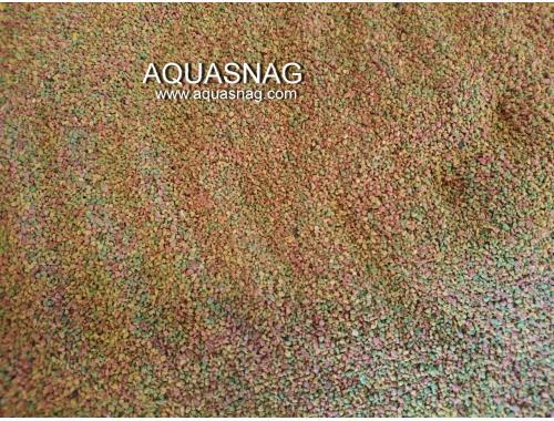 Фото Гранулы Микс №0 -250г, витаминизированный корм для рыб, ТМ Золотая Рыбка aquasnag.com