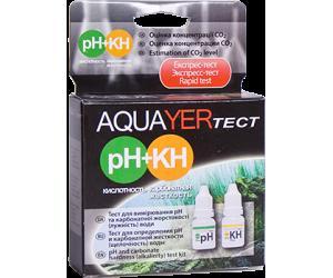 AQUAYER тест pH+КН