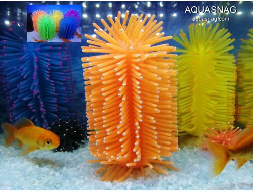 Фото Актиния силиконовая  Дерево RT 183L, оранжевая Купить