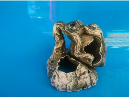 Фото Амфора мини на камне, д-7см, ш-8см, в-7см Купить