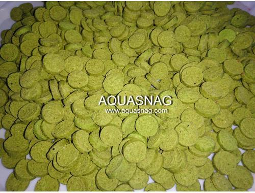 Фото Анциструс -500г,  крупный, витаминизированный корм для рыб, ТМ Золотая Рыбка aquasnag.com