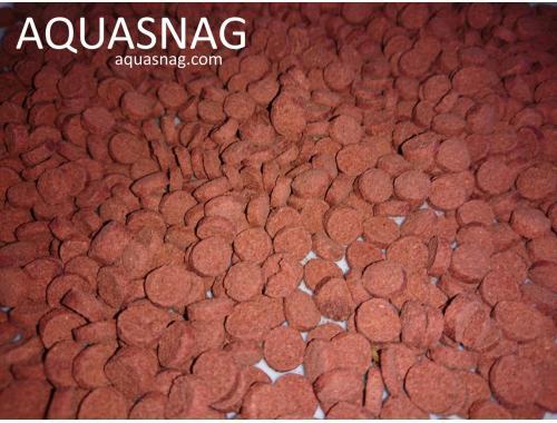 Фото Анциструс Цвет -1кг, корм с бета-каротином , ТМ Золотая Рыбка aquasnag.com