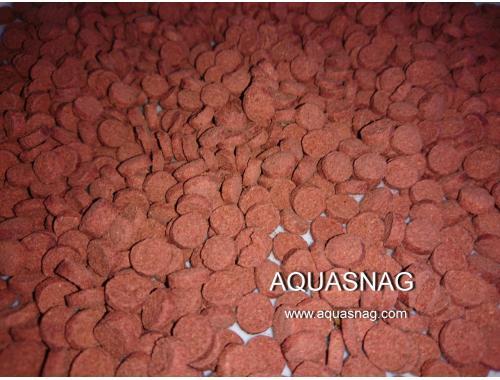 Фото Анциструс Цвет -500 г, корм с бета-каротином , ТМ Золотая Рыбка aquasnag.com