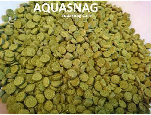 Фото Анциструс Плюс -250г,  со сперулиной,  ТМ Золотая Рыбка aquasnag.com