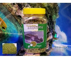 """""""Анциструс"""" -банка 300г,  мелкий, витаминизированный корм для рыб, ТМ """"Золотая Рыбка"""""""