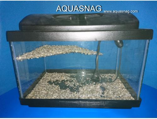 Фото Черепашник 21л, c пластиковой крышкой и поддоном aquasnag.com