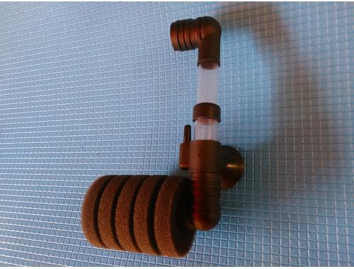 Фото Фильтр для компрессора XY-2820  (аэрлифтный) Смотреть