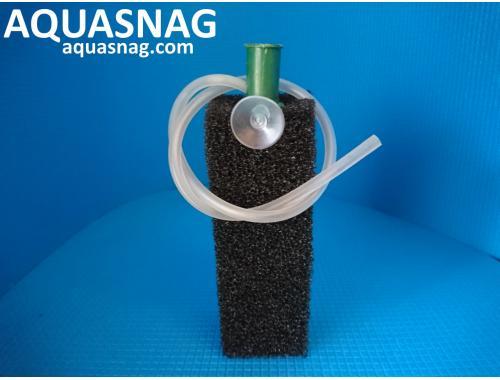 Фото Фильтр для компрессора, размер крупнопористой мочалки (5*5*15)см Купить