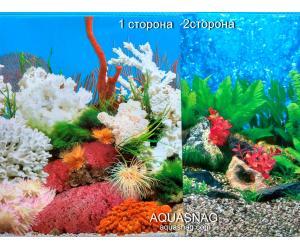 Фон для аквариума плотный двухсторонний, 80cм(9029*9019), цена за 15м