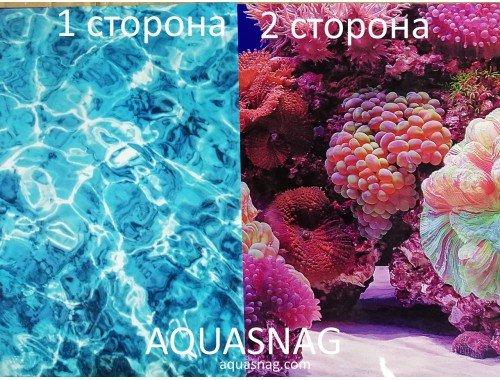 Фото Фон для аквариума  плотный двухсторонний, высота 30cм(172), цена за 10см Смотреть