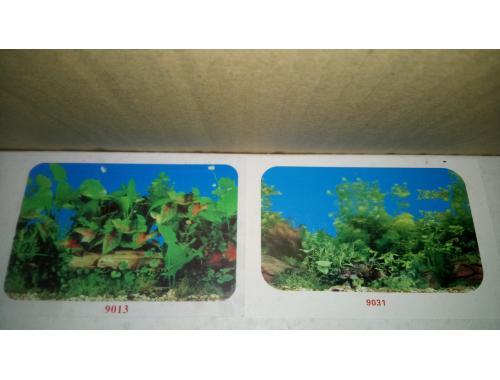 Фото Фон для аквариума плотный двухсторонний, высота 40cм(9013-9031), цена за 15м Купить