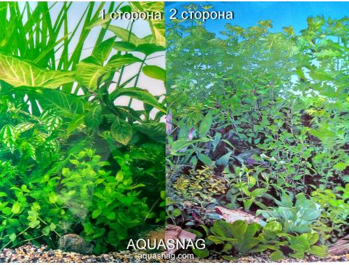 Фото Фон для аквариума плотный двухсторонний, высота 40cм(9051-9065), цена за 10см Смотреть