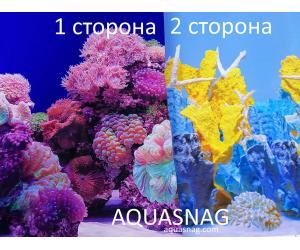 Фон для аквариума плотный двухсторонний, высота 45cм(172), цена за 10см