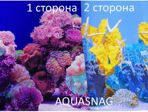 Фото Фон для аквариума плотный двухсторонний, высота 45cм(172), цена за 10см aquasnag.com