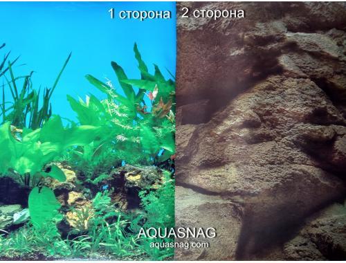 Фото Фон для аквариума плотный двухсторонний, высота 50cм(9003-9005), цена за 10см Смотреть
