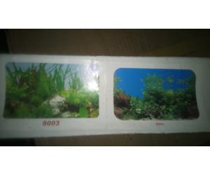 Фон для аквариума плотный двухсторонний, высота 50cм(9003-9031), цена за 15м