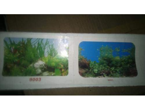 Фото Фон для аквариума плотный двухсторонний, высота 50cм(9003-9031), цена за 15м Смотреть