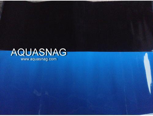 Фото Фон для аквариума плотный двухсторонний, высота 60cм(черный-синий), цена за 10см Купить