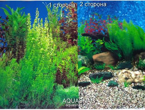 Фото Фон для аквариума плотный двухсторонний высотой 60см. (9033-9019)Цена за 10см aquasnag.com