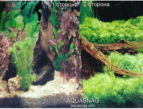 Фото Фон для аквариума плотный двухсторонний высотой 60см, (MARINA 11745). Цена за 10см Смотреть