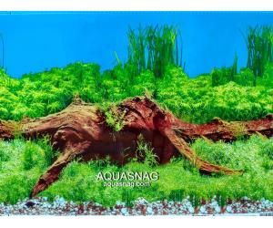 Фон для аквариума плотный, высота 80cм(9008), цена за 10см