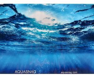 Фон для аквариума тонкий односторонний высота 80см(8008), цена  за 10см.