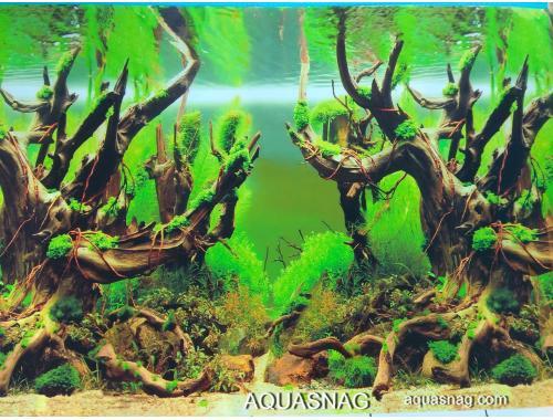 Фото Фон для аквариума тонкий односторонний высотой 80см.(9098) Цена за 25м. Купить