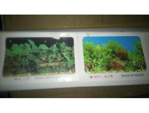 Фото Фон плотный двухсторонний, высота 50cм(9014-9031), цена за 15м aquasnag.com