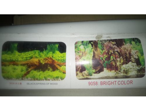 Фото Фон плотный двухсторонний высотой 50cм(9008-9058), цена за 15м Смотреть