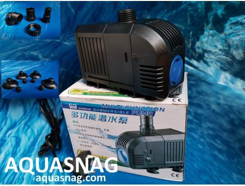 Фото Фонтанный насос SUNSUN HJ-2500,  2.7м, 2500l/h, 45W, с регулировкой мощности aquasnag.com