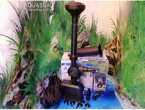 Фото Фонтанный насос Sunsun HJ-5503,  4м, 6000l/h, 100W, с регулировкой мощности aquasnag.com