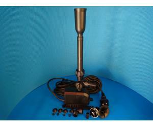 Фонтанный насос с насадками Sunsun HJ-1103,  1.5м, 900l/h, 20W, с регулировкой мощности