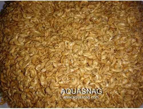 Фото Гаммарус высушенный, 1кг aquasnag.com
