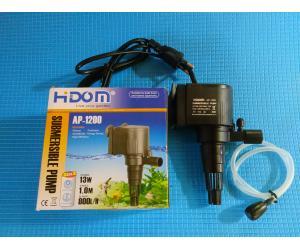 Головка HiDom AP-1200, 800л/ч,13W, Hmax-1.0m, от 100л до 250л воды