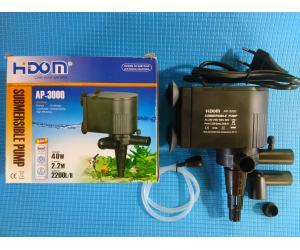 Головка HiDom AP-3000, 2200л/ч, 40W, Hmax-2m, от 400л до 700л воды.