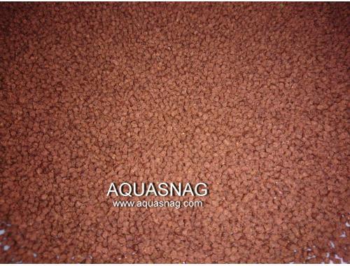 Фото Гранулы Цвет №1 -100г, спец. корм для усиления и сохранения природной окраски рыб, ТМ Золотая Рыбка aquasnag.com
