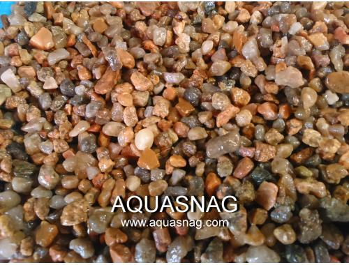 Фото Грунт Янтарный фракция 5мм-10мм aquasnag.com