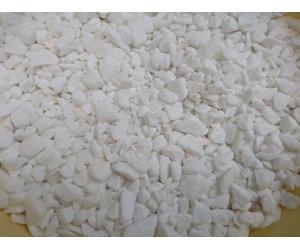 Грунт белоснежный фракция 5мм-15мм