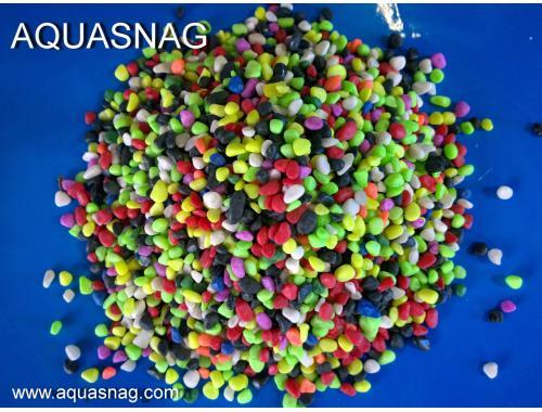Фото Грунт разноцветный фракция 5мм Купить